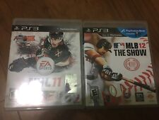 MLB 12 The Show + NHL 11