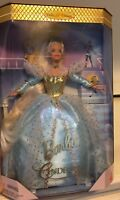 Mattel NIB Blue Gold Blonde Barbie as Cinderella Collector's Edition Doll (1996)