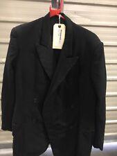 Black Ragged Suit Jacket Fancy Dress