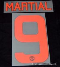 Manchester United Martial 9 Champions League Name/Number orange 2015/16 cup