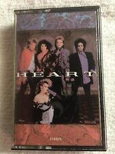 Heart - (Self Titled) Cassette Tape - Capitol Records 1985 #0 + #5 + #4