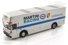 Mercedes-Benz O 317 Martini Racing Renntransporter - Schuco 1:43 450373300