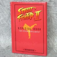 STREET FIGHTER II 2 Official Book Movie Art Material Ltd *