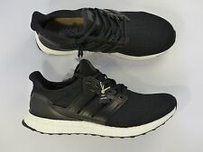 Adidas Ultra Boost LTD 3.0 Core Black Leather Cage UK9/US9.5/EU43 1/3 DS BA8924