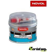 Novol FIBER Glass Putty CAR Boody FILLER VAN BOAT STRENGTH REINFORCED REPAIR