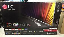 """LG Electronics 55UH7700 55"""" SUPER UHD 4K HDR TV Smart LED"""