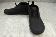 Vivobarefoot Gobi II Casual Shoes, Men's Size 9/EU 42, Black