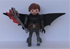 Playmobil  How to Train your Dragon  Hiccup with Wings    Mint Condition