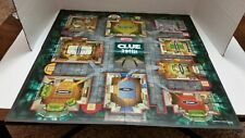 """2005 Edition """"Clue"""" Board Game Replacement Game Board  - Parts"""