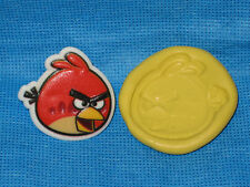 Bird Silicone Push Mold Gumpaste Fondant Candy #189 Cup Cake Chocolate