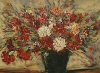 Signiert Goegrerus ? - Blumenstillleben