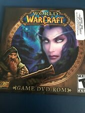 World Of WarCraft Blizzard Entertainment Game-DVD Rom
