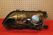 2001-2005 BMW E46 325i 330xi Driver Left Headlight Assembly Bi-Xenon OEM HELLA