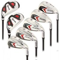 Ram Golf Accubar Mens Right Hand All Graphite Iron Set 6-PW - HYBRID INCLUDED