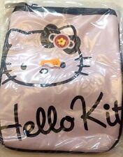 Hello Kitty - Sanrio - Tracollina in Ecopelle Rosa 15x18- Cartorama - Nuovo