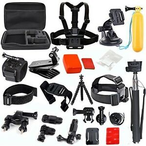 Sports Action Camera Accessories Carrying Case Kit for GoPro 9 Xiaomi Yi 4k+ Cam