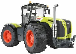 Bruder 03015 Claas Xerion 5000 Pretend Play Tractor-Damaged Box