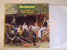 TUMBLEWEEDS - New Trail LP Polydor Records NL 1977