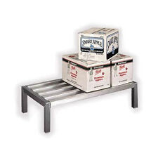 """New Age 4004 36""""W x 20""""D x 12""""H Lifetime Series Dunnage Rack W/ 5000 lb Capacity"""