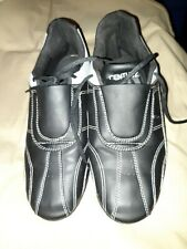 Century Lightfoot Martial Arts Sparring Shoes - Black/Gray Mens 10.5