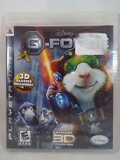 G-Force (Sony PlayStation 3, 2009) With 3D Glasses