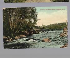 pk36606:Postcard-Falls on Sackville River,Bedford,Nova Scotia