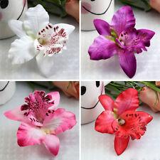Pince épingle à cheveux orchidée,accessoires cheveux mariage cérémonie soirée
