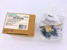 New Siemens HA161234 Auxiliary Contact Kit