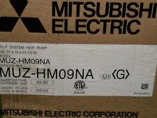~Discount Hvac~ Mt-Muzhm09Na - Mitsubishi - 18S R410A Wall Mount Hp Outdoor Unit