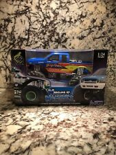 Muscle Machines Monster Truck Die Cast 1/24 Scale Ford Bigfoot