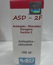 ASD - 2 fraction. АСД 2. АСД2. Antiseptic Dorogov's Stimulator. Moscow