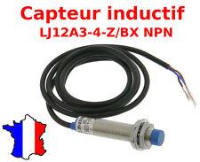 lj12a3-4-z/bx NPN  - capteur de proximite inductif 3 fils  -  auto bed leveling