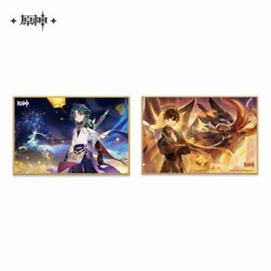 Official Genshin Impact Signboard Preorder