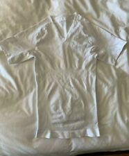 Spanx Zoned Performance' V-Neck T-Shirt Size L