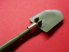 Vintage Gi Joe Rare Brass Collar Entrenching Tool Replica Conversion Kit