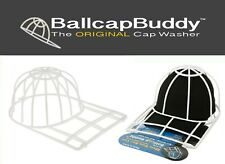 BallCap Buddy Flat Curved Bill Fitted Hat Ball Cap Cleaner Washer Keeps Shape