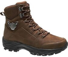 Harley-Davidson® Men's Gilmour Brown Motorcycle Boots D93506