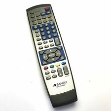 SANSUI LCD1731DVD Remote Control LCD 1731 DVD (No Back Cover)