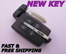 OEM LINCOLN MKS MKT smart keyless entry remote fob transmitter +NEW KEY INSERT