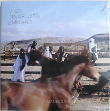 TINARIWEN CD Emmaar SEALED 11 Track Jewel Case Album + PROMO Info Sheet