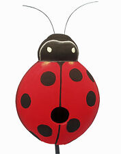 Bird Houses - Lovely Ladybug Bird House - Birdhouse - Garden Decor