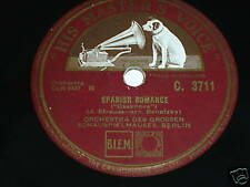 STRAUSS Casanova 78 RPM Orch des Grossen Berlin UNPLAYED