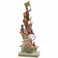 Heartwood Creek Jim Shore 4060310 Christmas Heaped With Holiday Cheer Santa