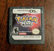 Pokemon: Pearl Version (DS, 2007) Original Nintendo Cartridge