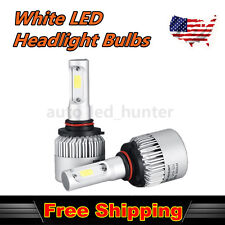 US 2x White LED 9005 HB3 9145 Bulbs Headlight High Beam For 2013-2016 Scion FR-S