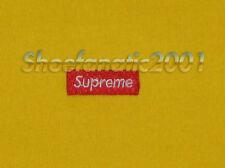 Supreme Small Box Logo Tee Shirt L Blazer Box Logo Dipset Tyson Air Force Yellow