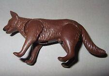 61203 Animal pastor alemán marrón playmobil,dog,german shepperd