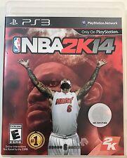 PS3 - Sony PlayStation 3 - NBA 2K14 - E-Everyone
