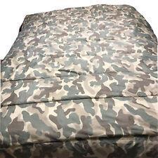 Microfiber Camo Comforter 104 X84 RN# 89134 Preowned