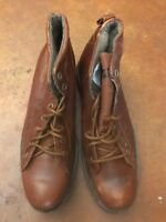 NEW CAT Caterpillar Men's RETRO SULLIVAN RUSTIC BROWN BOOT 9 M - FREE SHIP